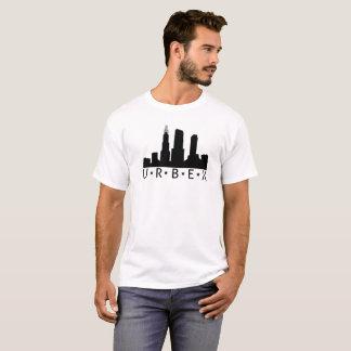 Camiseta urbex