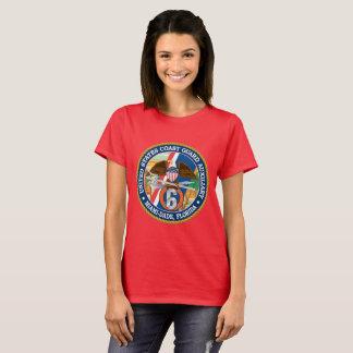 Camiseta USCG Miami-Dade auxiliar la Florida