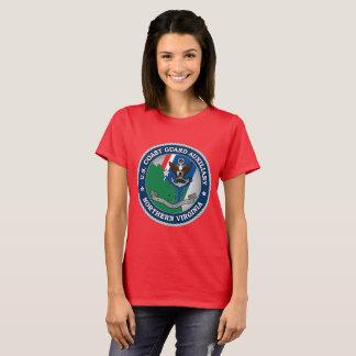 Camiseta USCG Virginia del norte auxiliar
