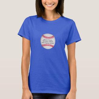 Camiseta ¡usted elige color de la camisa!