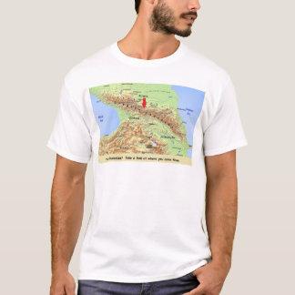 Camiseta ¿… Usted es tan caucásico?
