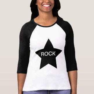 Camiseta ¡Usted es un Rockstar!!  ¡Dejado cada uno sépalo!