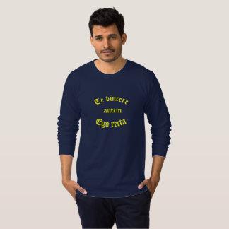 Camiseta Usted gana pero tengo razón