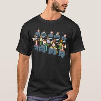 Camiseta Usuarios del ordenador