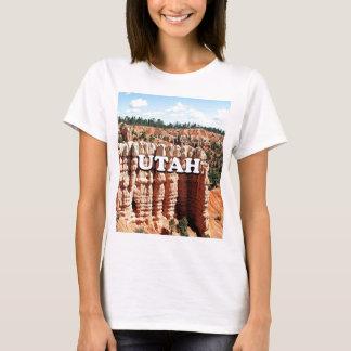 Camiseta Utah: Parque nacional del barranco de Bryce