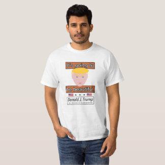 """Camiseta """"Va a ser la camiseta"""" de los hombres hermosos del"""
