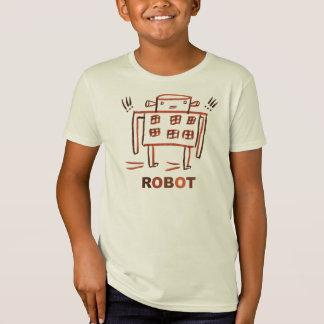 Camiseta Va el robot