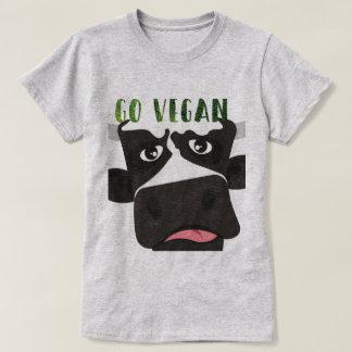 Camiseta Va la vaca del vegano