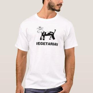 Camiseta vaca vegetariana