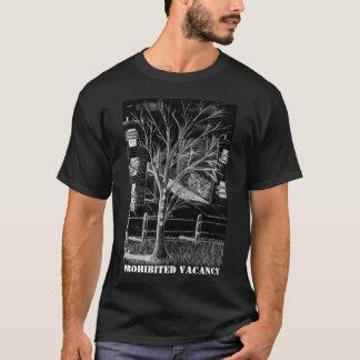 Camiseta Vacante prohibida
