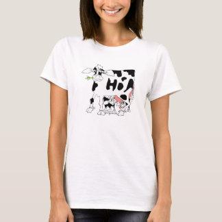 Camiseta Vacas deliciosas de Udderly