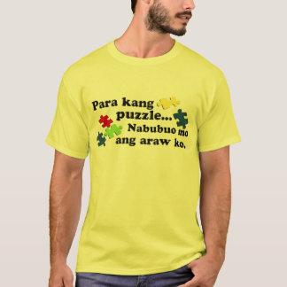 Camiseta ¿Vagos de ka del rompecabezas?