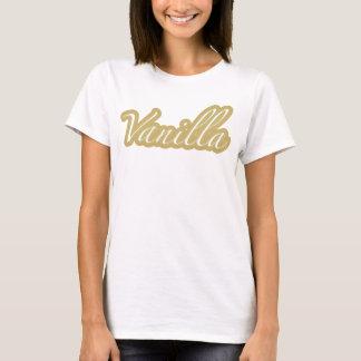 Camiseta Vainilla
