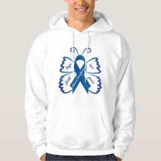 Camiseta: Valor del amor de la esperanza de la fe Sudadera