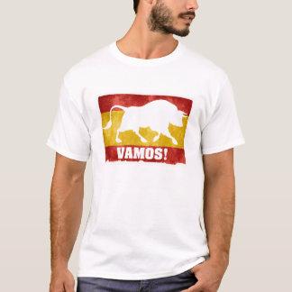 Camiseta ¡VAMOS! Espanol