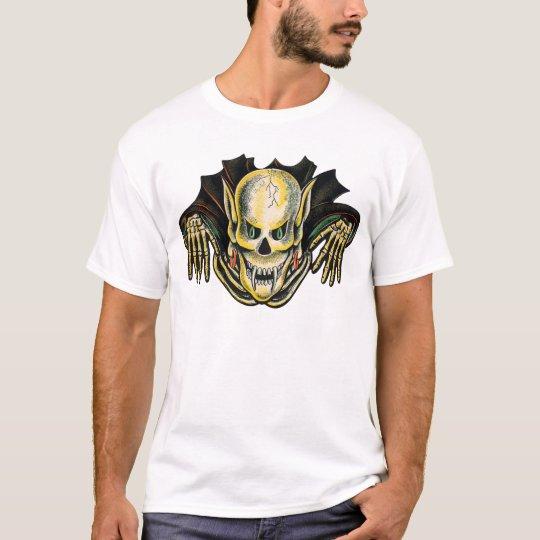 Camiseta Vampiro del vuelo del vintage