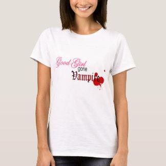 Camiseta Vampiro ido buen chica