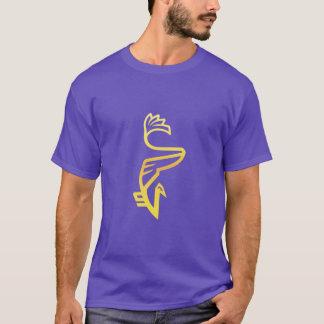 Camiseta Vanberd amarillo
