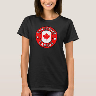 Camiseta Vancouver Canadá