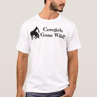Camiseta Vaqueras idas salvajes