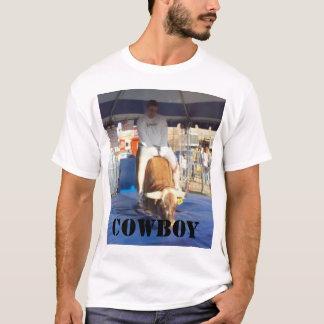 Camiseta Vaquero