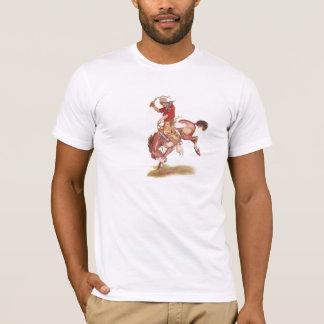 Camiseta Vaquero del vintage