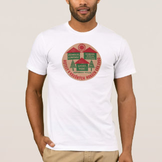 Camiseta Vaso Zvou de Hotely V Krusnych Horach
