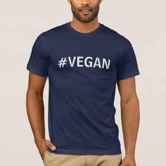 CAMISETA #VEGAN