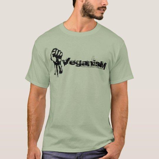 Camiseta Veganism - revolución