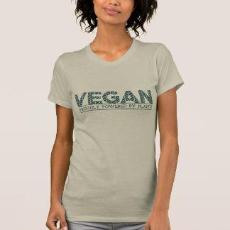 Camiseta Vegano accionado orgulloso por las plantas