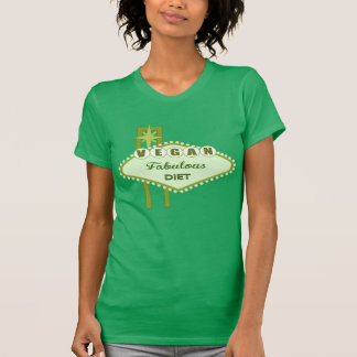 Camiseta Vegano de Las Vegas