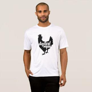 Camiseta Vegano escéptico