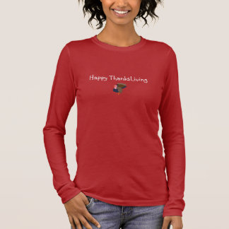 Camiseta vegetariana de ThanksLiving