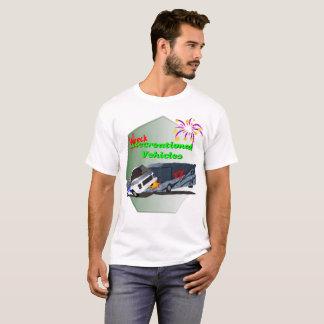 Camiseta Vehículos de Wreckreational
