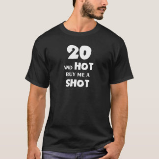 Camiseta Veinte