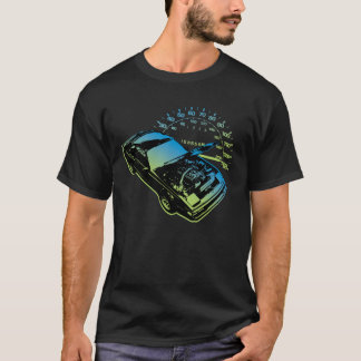 Camiseta Velocímetro