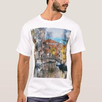 Camiseta Venecia romántica Italia