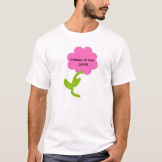 Camiseta Verano del amor