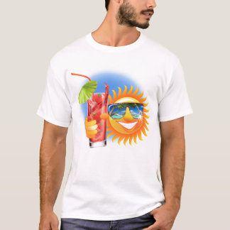 Camiseta Verano Sun Smiley