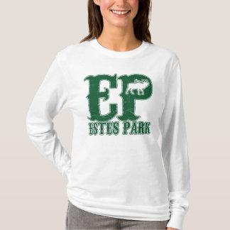Camiseta Verde anormal de Colorado de los alces del EP