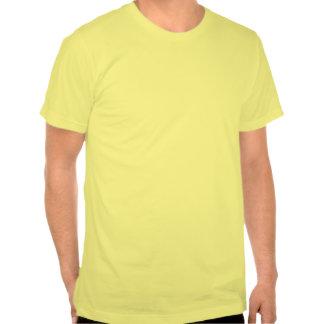 Camiseta verde clara de golf del carro del verde d