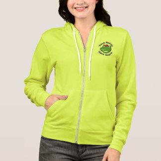 Camiseta verde de los guerreros de Eco