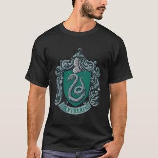 Camiseta Verde del escudo de Harry Potter el | Slytherin