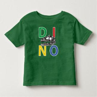 Camiseta verde del jersey de la multa de DINO -