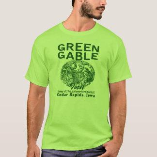 Camiseta verde del mesón del aguilón