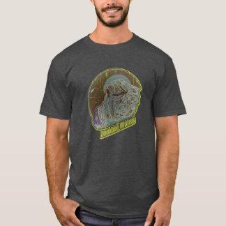 Camiseta Verde lima Original-Apenada morsa de la mirada del