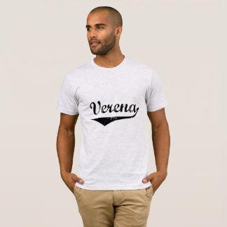 Camiseta Verena palabra escrita