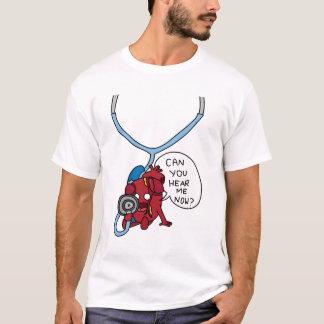 Camiseta verizon del corazón