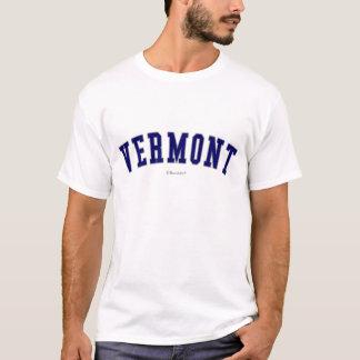 Camiseta Vermont
