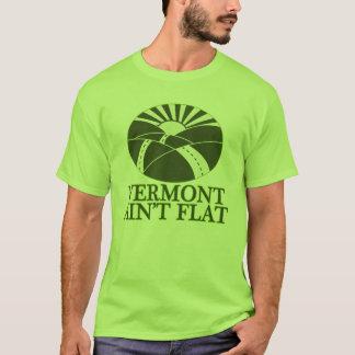 Camiseta Vermont no es plano